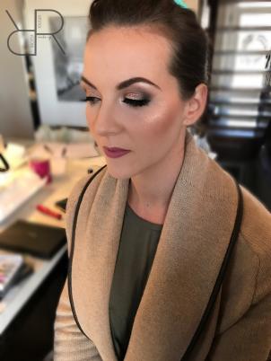 Glittery Classic Lift! - Western Bridal GTA Makeup Artist