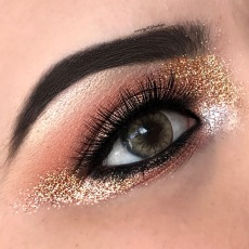 ABSTRACT GLITTER