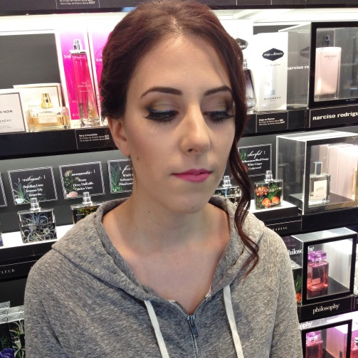 Soft & Colourful Bridesmaid look! - GTA Makeup Artist