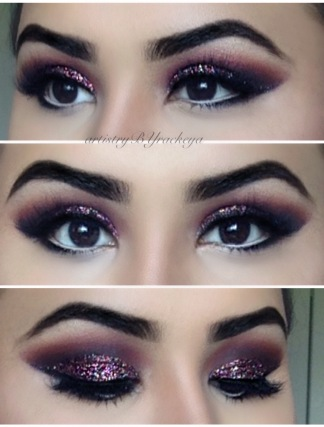 SOUTH ASIAN GLAM LOOK