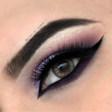 PURPLE CAT EYE