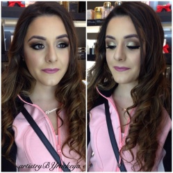 Glam Classic Lift! Graduation look. - Toronto Makeup Artist