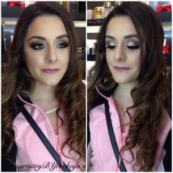 Glam Classic Lift! Graduation look. - Toronto Makeup Artist