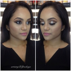 Reflective Cut-Crease - - South Asian Toronto Makeup Artist