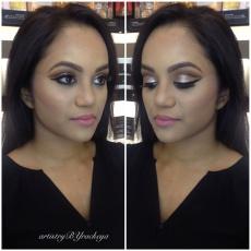 Reflective Cut-Crease - - South Asian Toronto Makeup Artist